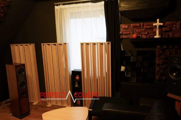 room acoustic design with acoustic diffuser (2)